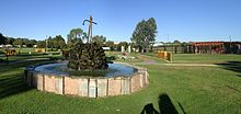 First Fleet Memorial Garden, Wallabadah